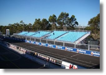Seating Solution for Racing Track