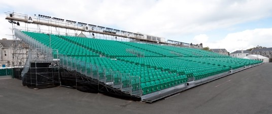 Demountable Bleacher for Stadium