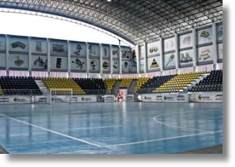 Grandstand for Futsal