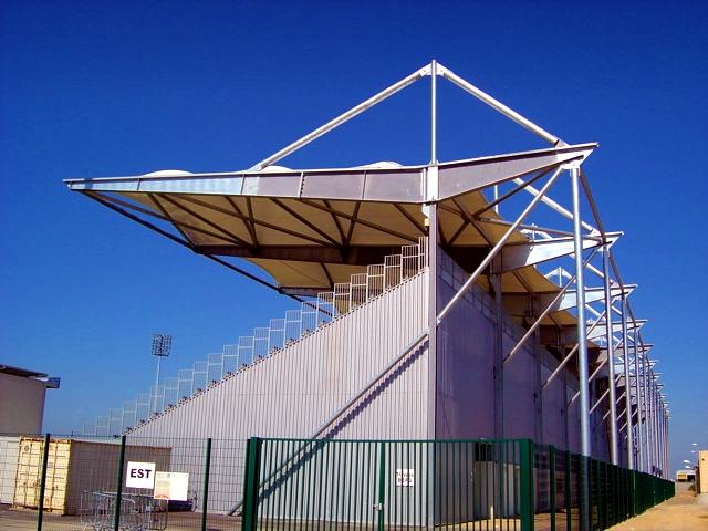 Grandstand Designs : Grandstand roofing pakar seating bleacher tribune