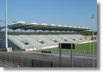 Permanent Grandstand