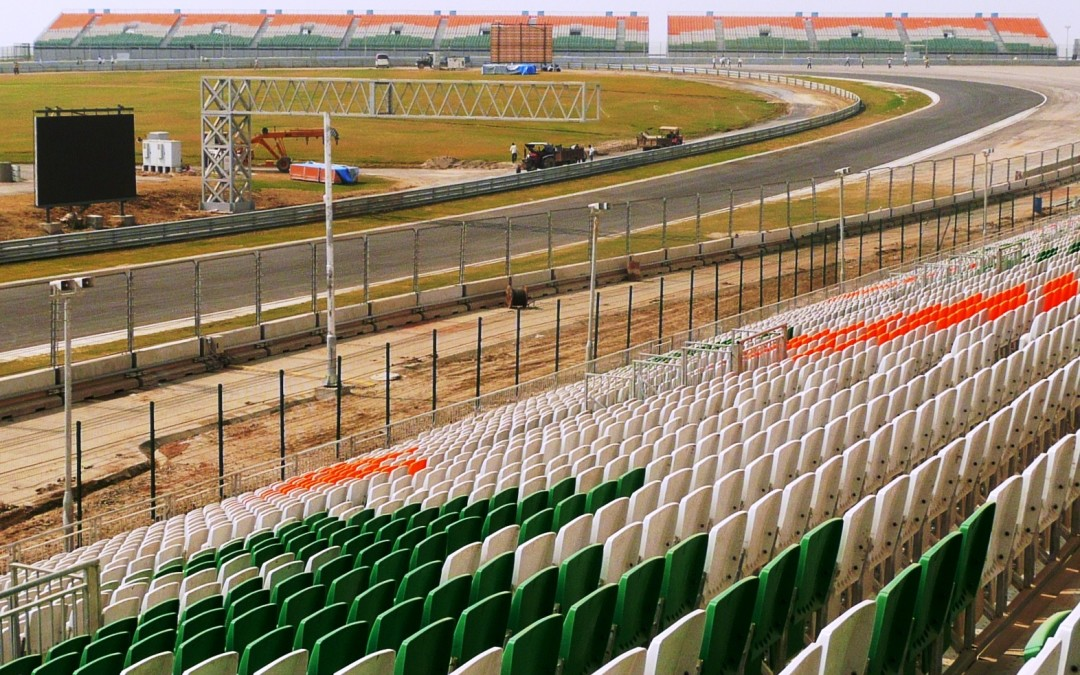 INDIA – Buddh International Circuit – Formula 1 Airtel Grand Prix – 2011