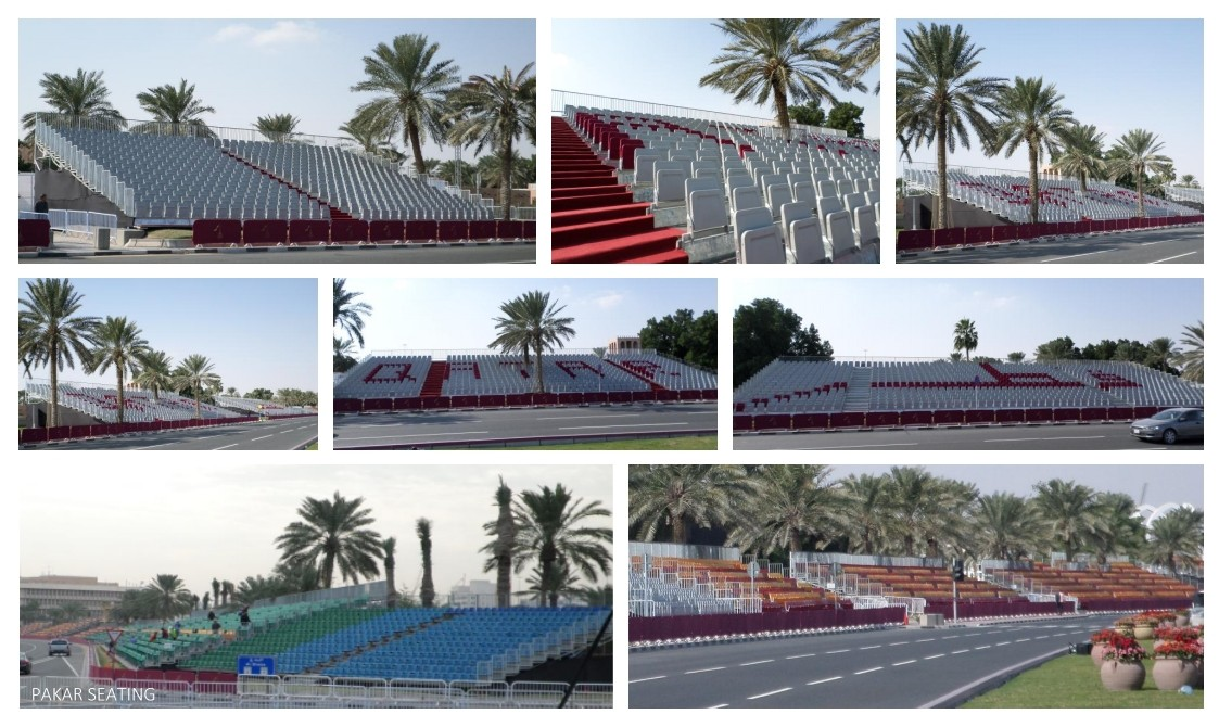 National Day Qatar Grandstand , Tribune, Bleacher
