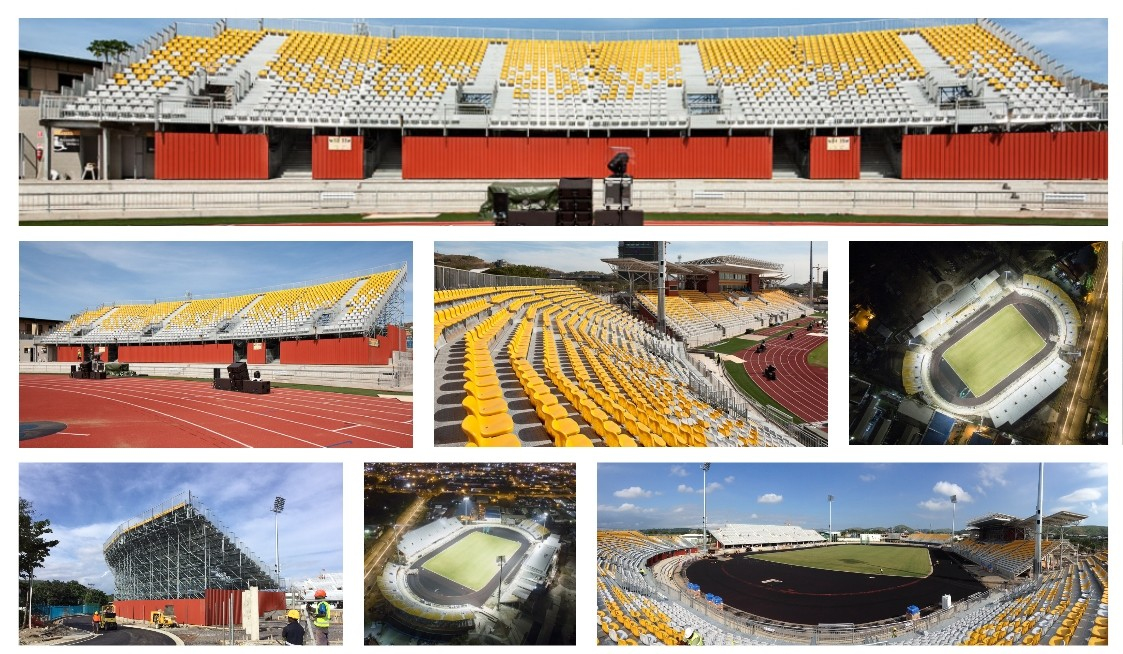 Stadium Sir John Guise - Papua New Guinea 2015