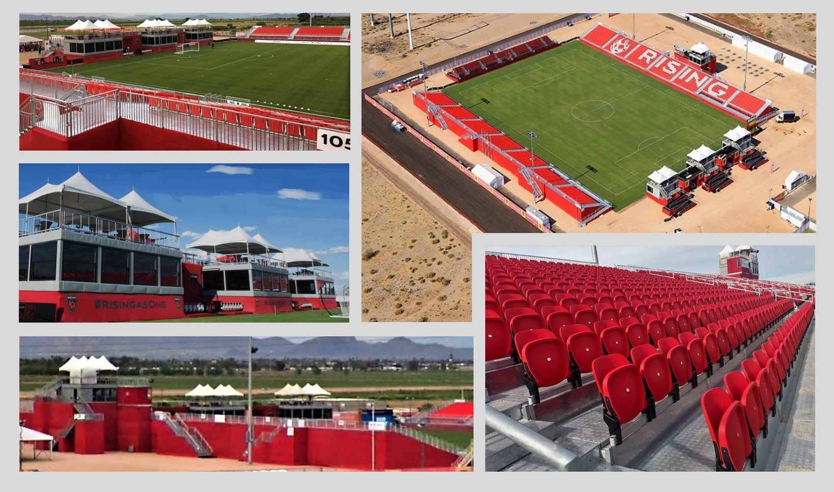 Lloyd Robson Stadium Port Moresby