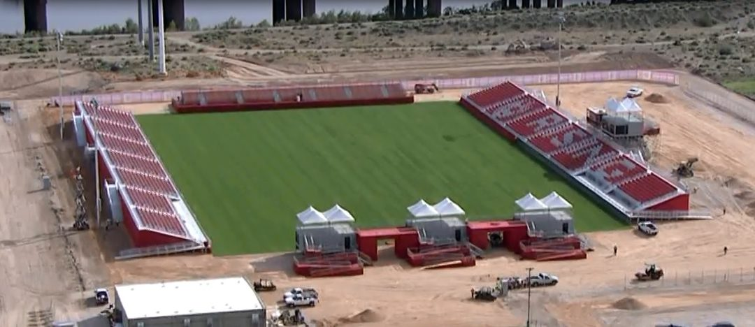 USA -Phoenix- Phoenix Rising FC Complex – 2017
