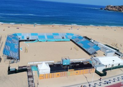 PORTUGAL – Nazare- Beach Soccer Stadium- 2018