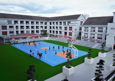 Malaysian School- Basketball Field – 2018