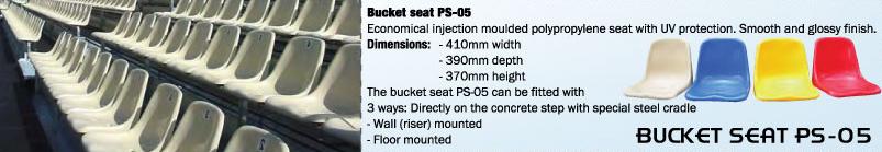 BUCKET SEAT PS-05