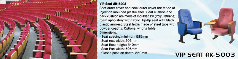 VIP SEAT AK-5003