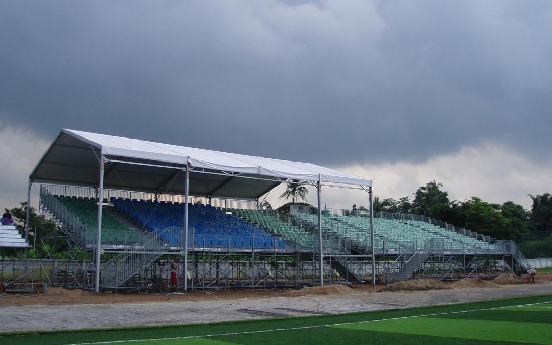 MYANMAR – Yangon – Football Stadium – 2014