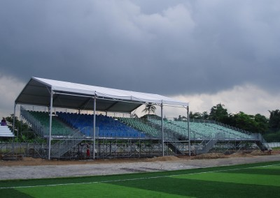 MYANMAR – Yangon – Football Stadium – 2014