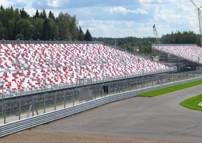RUSSIA – Moscow Raceway – 2012