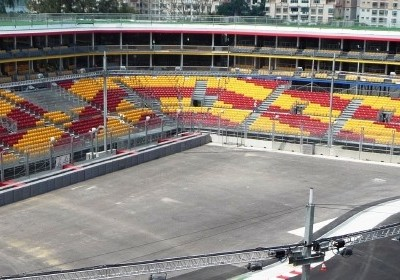 SINGAPORE – Formula 1 Singtel Singapore Grand prix – Since 2008