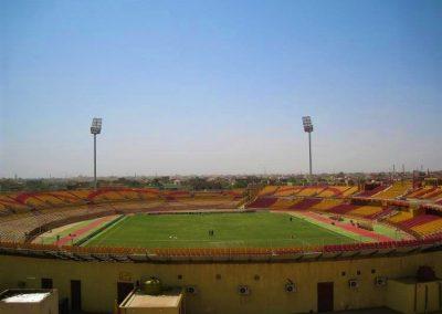 SUDAN – Omdurman – Al-Merreikh Stadium – 2012