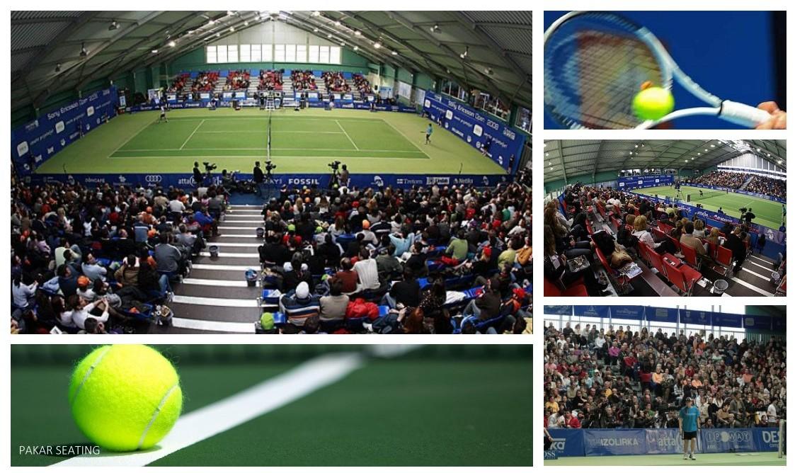Tennis Grandstand- Beograd - Serbia - 2008