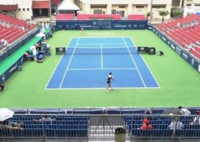 MALAYSIA – Kuala Lumpur – WTA Tennis – 2010