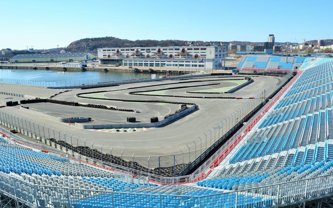 SWEDEN – Gothenburg City Race – Volvo Polestar Racing – 2012