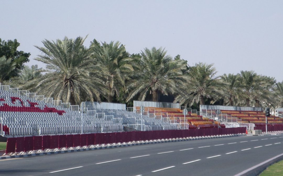 QATAR- Doha – National Day – 2013