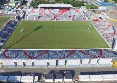 PAPUA NEW GUINEA -Port Moresby – Lloyd Robson Stadium – 2016