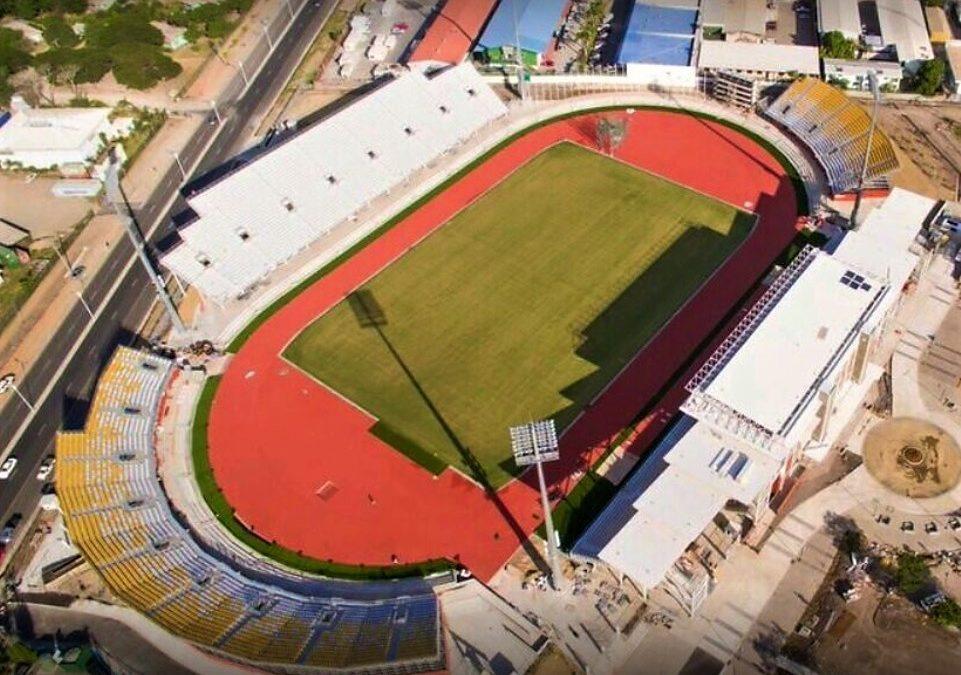 PAPUA NEW GUINEA- Port Moresby – Sir John Guise Stadium – 2015