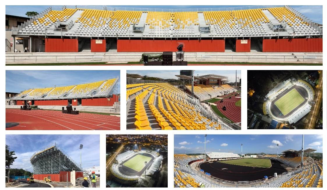 Stadium Sir John Guise - Papua New Guinea 2015