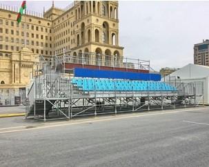 AZERBAIJAN – Baku – 1st European Games – 2015