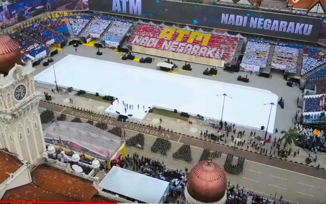 MALAYSIA – Kuala Lumpur- 60th anniversary of independence – 2017