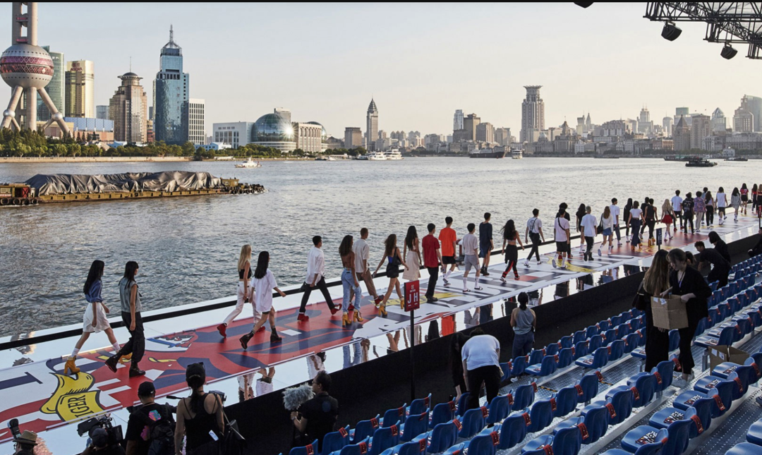 CHINA – Shanghai Fashion Show- 2018