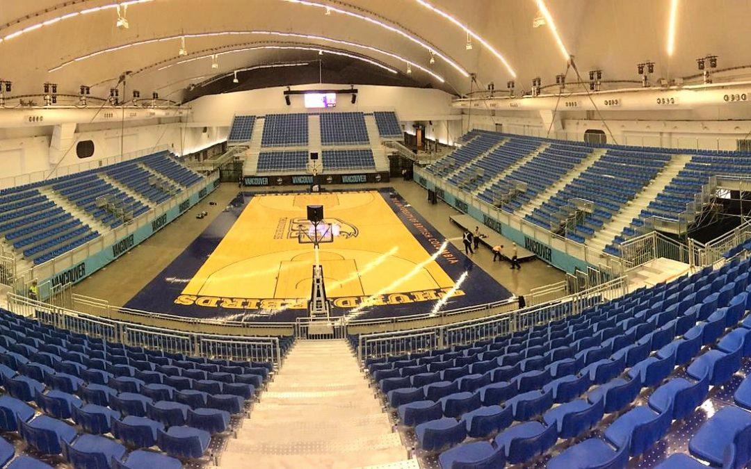 CANADA -Vancouver- Basketball Hall – 2018