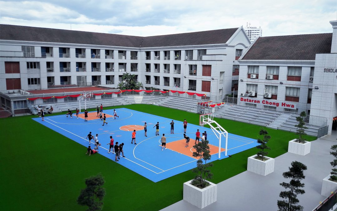 Malaysian School- Basketball Field – 2018