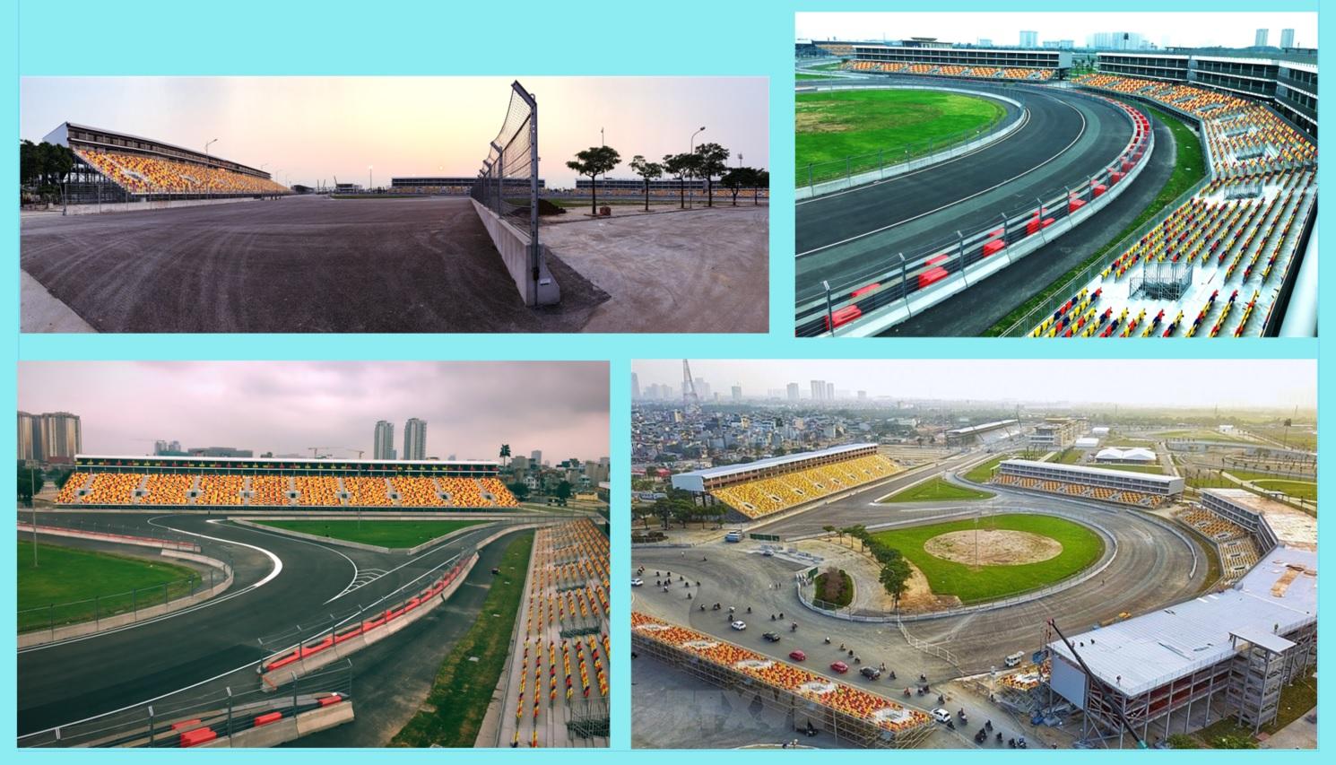 F1 VIETNAM GP 2020