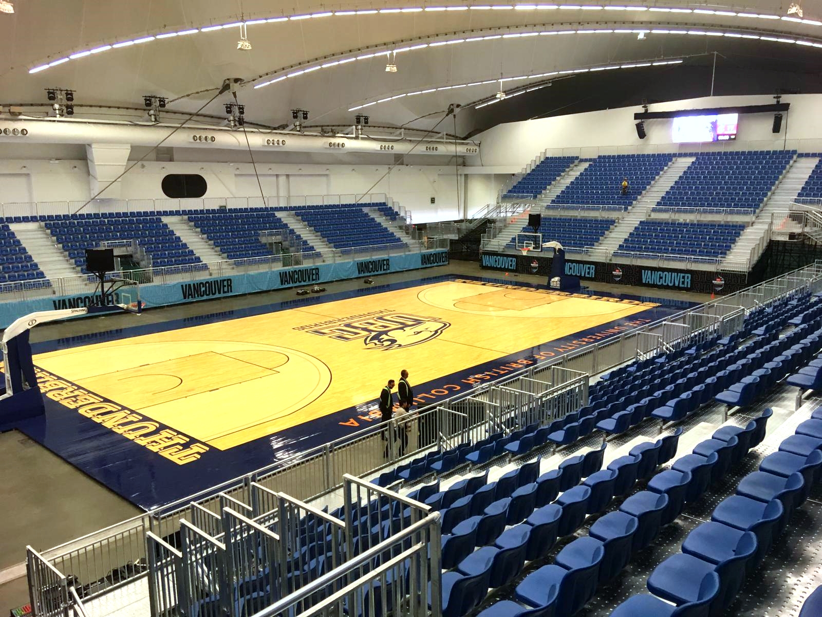 Indoor grandstand basketball hall modular temporary stand