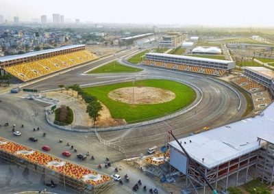 Vietnam- Formula 1 Grand Prix – 2020