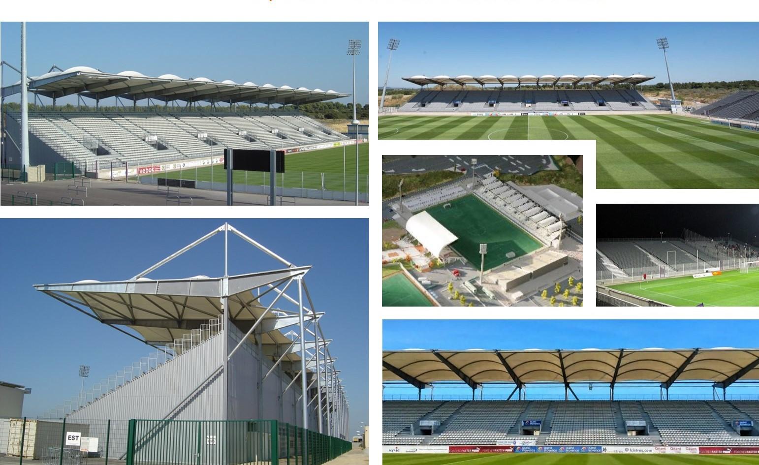2008_Stade Parsemain Istres_France- modular stadium
