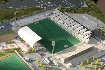 France – Stade Parsemain Istres – 2008