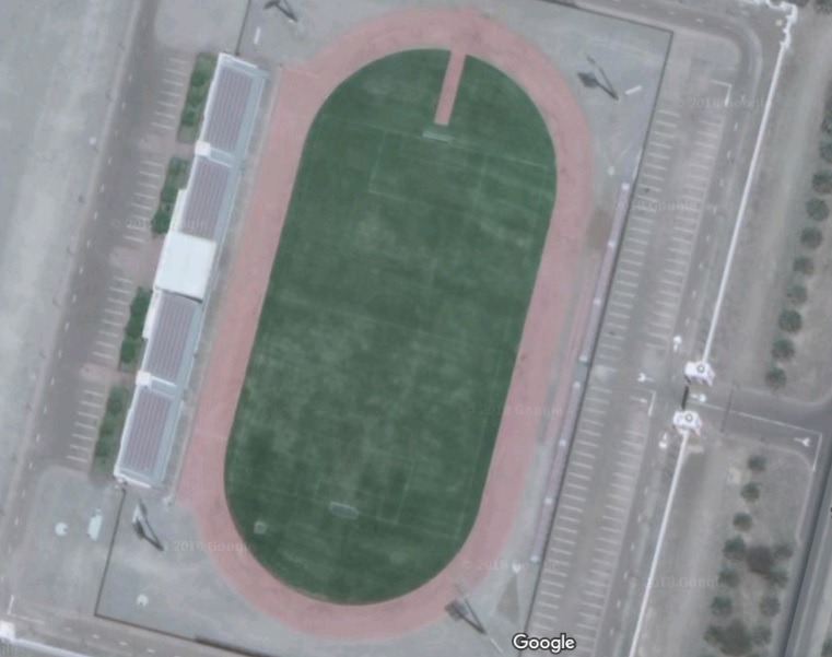 Oman – Military football field – 2017