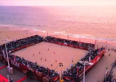 Angola – Beach Soccer tournament – 2017