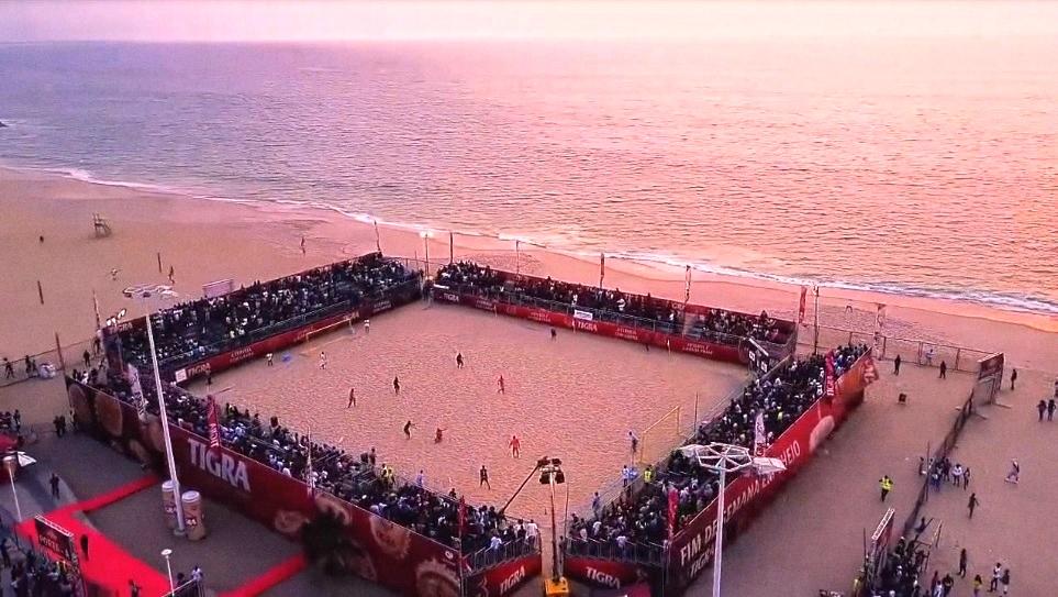 Angola – Beach Soccer tournament – 2017